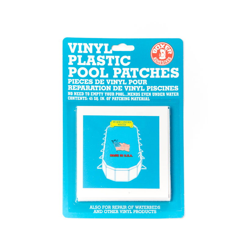 Vinyl Plastic Pool Patches Stuff 4 Pools