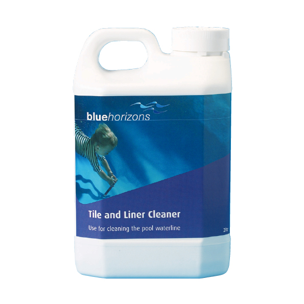 Swimming Pool Tile Cleaner Products : Blue horizons tile liner cleaner extra thick ltr